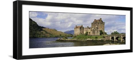 Eilean Donan Castle, Dornie, Ross-Shire, Highlands Region, Scotland--Framed Art Print