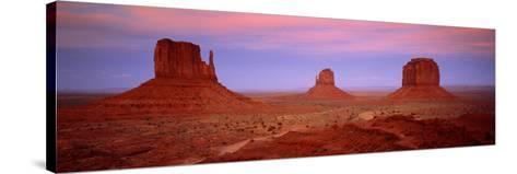 Monument Valley Az/Ut USA--Stretched Canvas Print