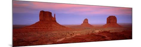 Monument Valley Az/Ut USA--Mounted Photographic Print