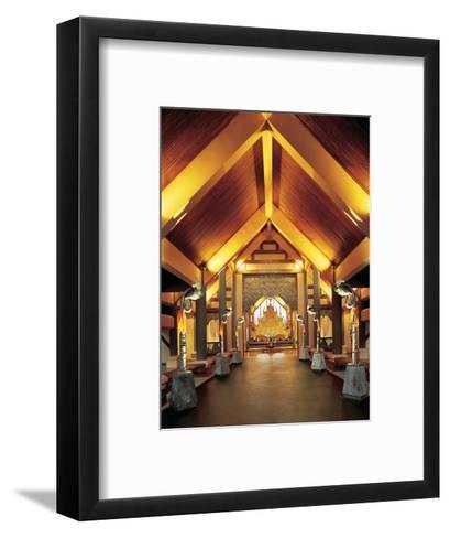 Architectural Digest-Erhard Pfeiffer-Framed Art Print