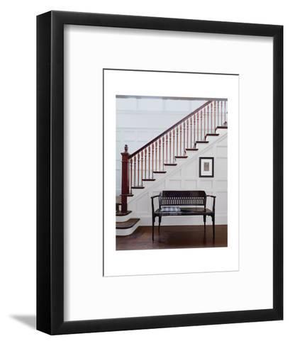Architectural Digest-Scott Frances-Framed Art Print