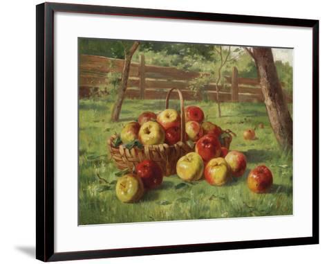 Apple Harvest-Karl Vikas-Framed Art Print