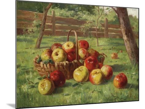 Apple Harvest-Karl Vikas-Mounted Giclee Print