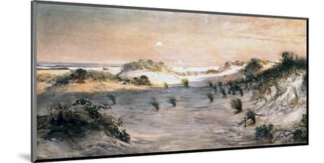 Sand Dunes at Sunset, Atlantic City-Henry Ossawa Tanner-Mounted Giclee Print