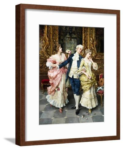 The First Tiff-Federigo Andreotti-Framed Art Print