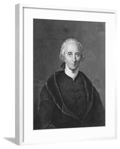 Charles Carroll-Asher Brown Durand-Framed Art Print