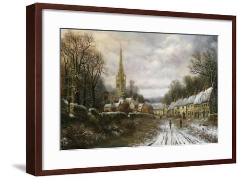 Kings Sutton, Northhamptonshire-Charles Leaver-Framed Art Print