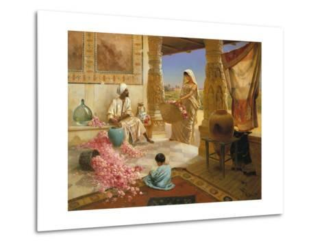 The Perfume Makers-Rodolphe Ernst-Metal Print