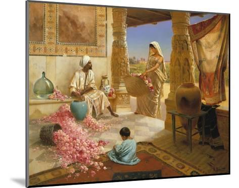 The Perfume Makers-Rodolphe Ernst-Mounted Giclee Print
