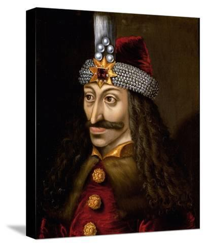 Portrait of Vlad Tepes--Stretched Canvas Print