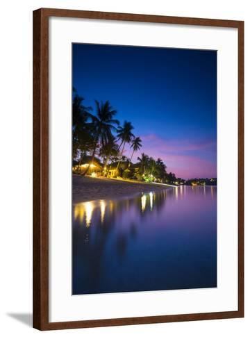 Bo Phut Beach, Koh Samui, Thailand-Jon Arnold-Framed Art Print