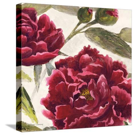 Passionate Garden 1-Jurgen Gottschlag-Stretched Canvas Print