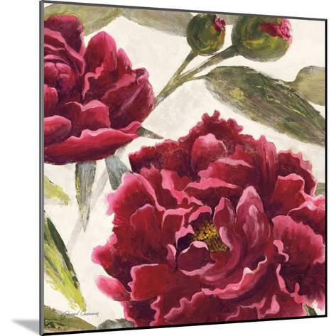 Passionate Garden 1-Jurgen Gottschlag-Mounted Art Print