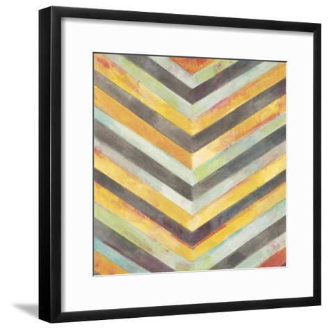 Rustic Symetry 4-Norman Wyatt Jr^-Framed Art Print