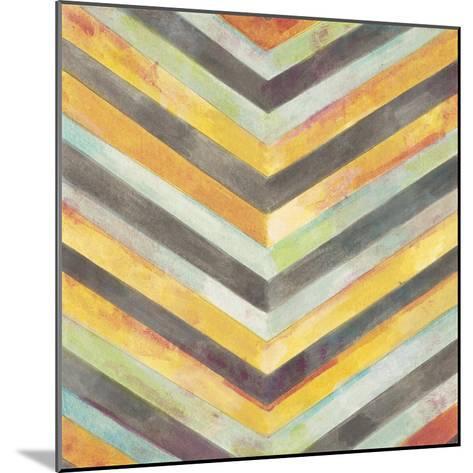 Rustic Symetry 4-Norman Wyatt Jr^-Mounted Art Print