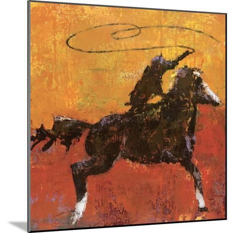 White Shoes-Sokol-Hohne-Mounted Art Print