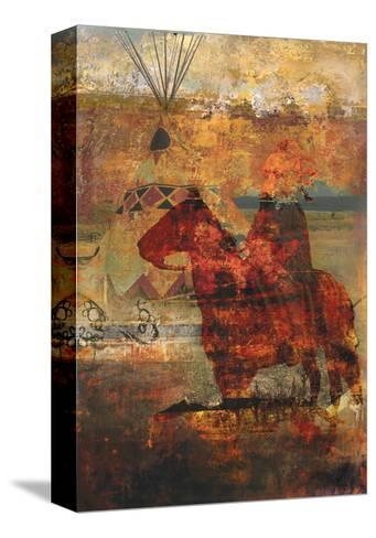 Chief 1-Sokol-Hohne-Stretched Canvas Print