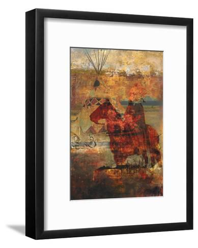 Chief 1-Sokol-Hohne-Framed Art Print
