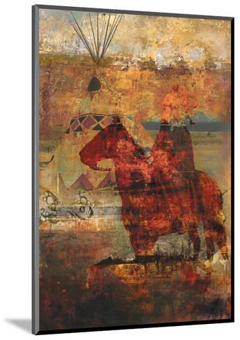 Chief 1-Sokol-Hohne-Mounted Art Print