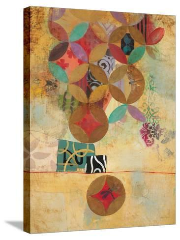 Modern Abstraction 2-Gabriela Villarreal-Stretched Canvas Print