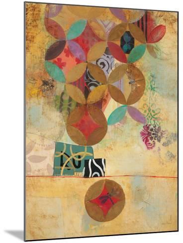 Modern Abstraction 2-Gabriela Villarreal-Mounted Art Print