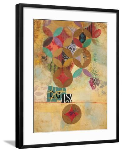 Modern Abstraction 2-Gabriela Villarreal-Framed Art Print
