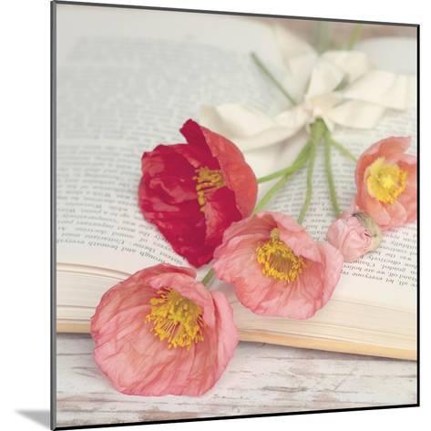 Well Red Poppy-Mandy Lynne-Mounted Art Print