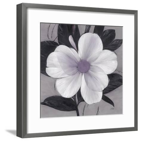 Sorbet Bloom 1-Ivo Stoyanov-Framed Art Print