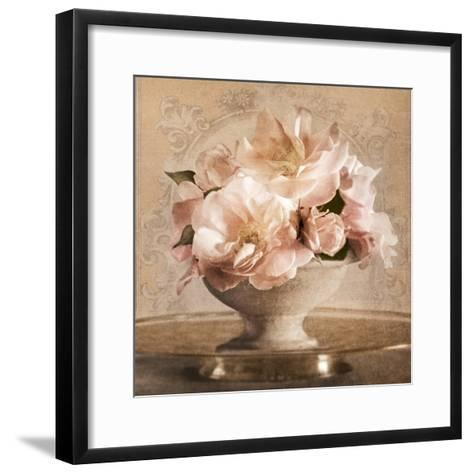 Vintage Rose-Julie Greenwood-Framed Art Print