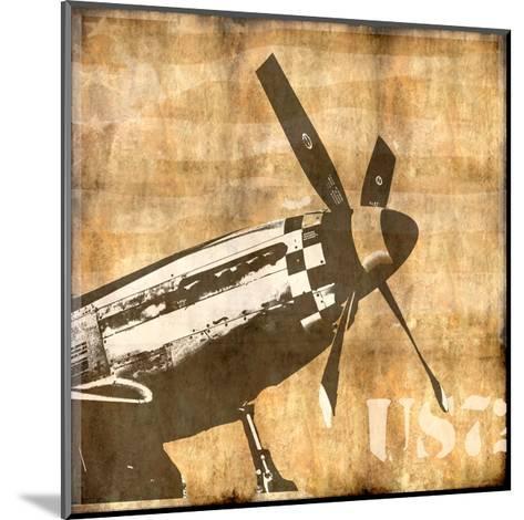 American Flyer-Andrew Sullivan-Mounted Art Print