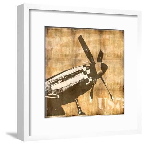 American Flyer-Andrew Sullivan-Framed Art Print