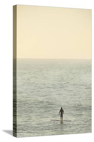 Summer Surfing II-Karyn Millet-Stretched Canvas Print