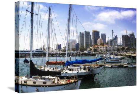San Diego Que II-Alan Hausenflock-Stretched Canvas Print