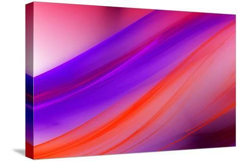 Flow II-Alan Hausenflock-Stretched Canvas Print