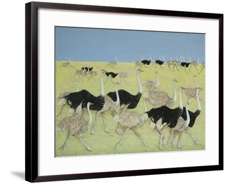 Rush Hour-Pat Scott-Framed Art Print