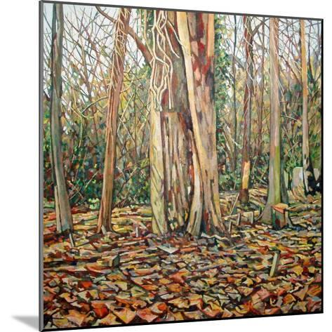 Winter Trunk, 2010-Noel Paine-Mounted Giclee Print