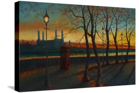 Embankment, 2011-Lee Campbell-Stretched Canvas Print