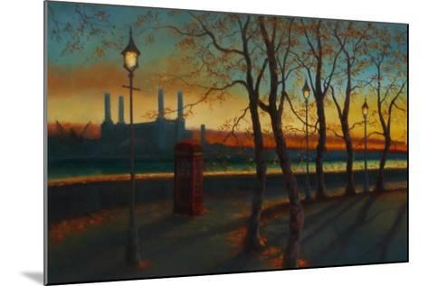 Embankment, 2011-Lee Campbell-Mounted Giclee Print