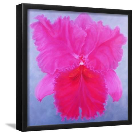 Cattleya, 2004-Lee Campbell-Framed Art Print