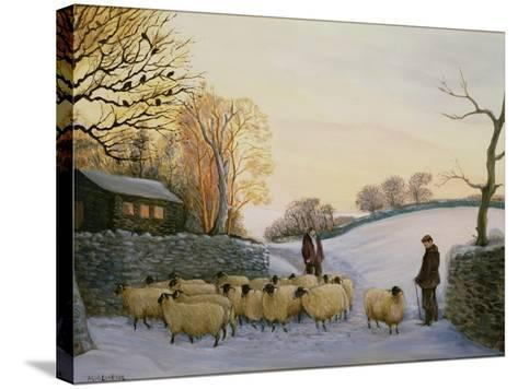Coming Home-Margaret Loxton-Stretched Canvas Print