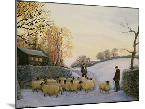 Coming Home-Margaret Loxton-Mounted Giclee Print