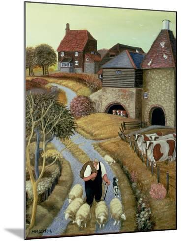 French Street Farm-Margaret Loxton-Mounted Giclee Print