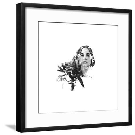 An Ode to the Sea, pt. 3-Aneta Ivanova-Framed Art Print