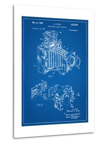 Photographic Camera Accessory Patent--Metal Print