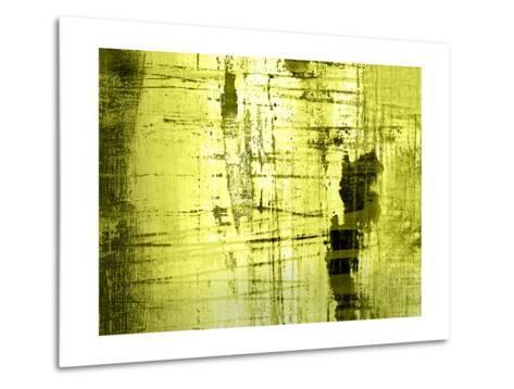 Vert Lime-Anna Polanski-Metal Print