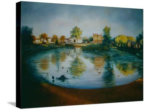 Barnes Pond, 2006-Lee Campbell-Stretched Canvas Print