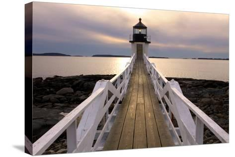 Marshall Point-Jason Veilleux-Stretched Canvas Print