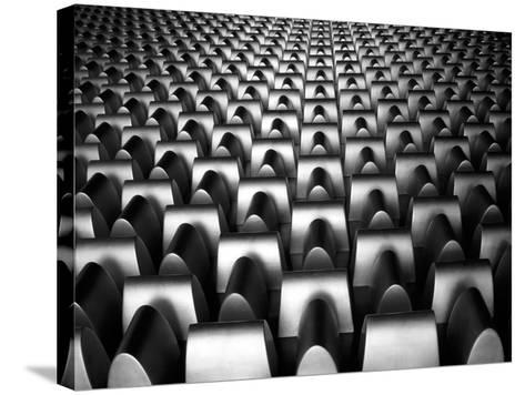 Industrial I-Jairo Rodriguez-Stretched Canvas Print