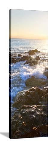 Bimini Coastline II-Susan Bryant-Stretched Canvas Print