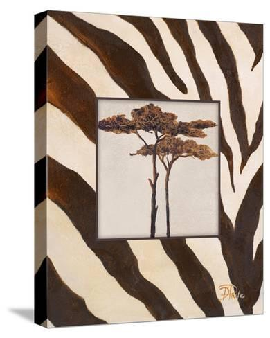 Contemporary Africa I-Patricia Pinto-Stretched Canvas Print